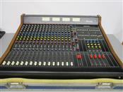 CARVIN MX1644 16-CHANNEL ANALOG MIXING BOARD, PARTS OR REPAIR